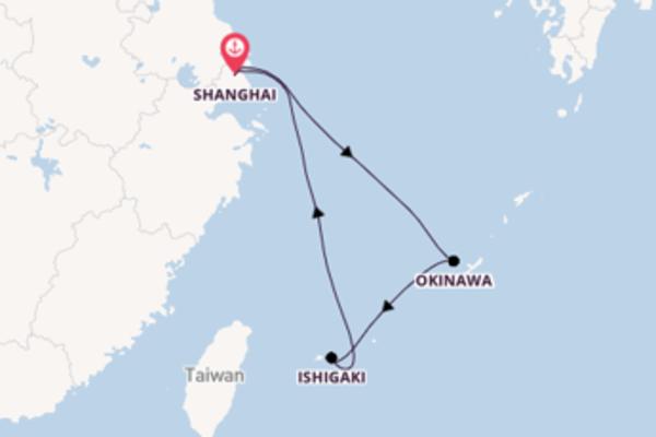 6 jours pour découvrir Okinawa