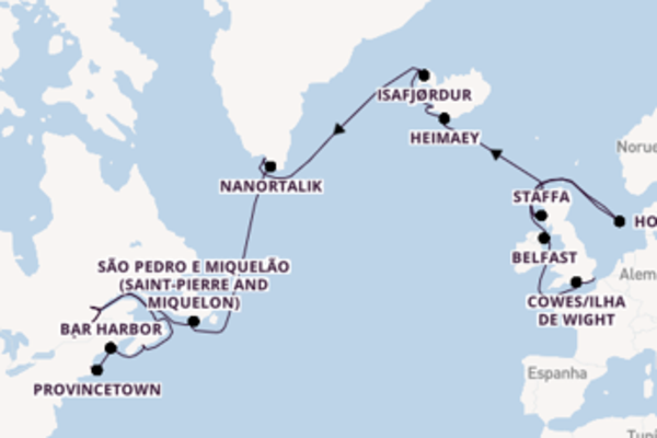 Relaxando a bordo do Seabourn Quest por 36 dias