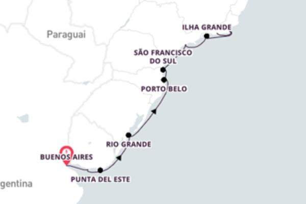 Impressionante viagem de 13 dias com a Regent Seven Seas Cruises