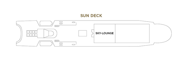 MS Excellence Katharina Sun Deck