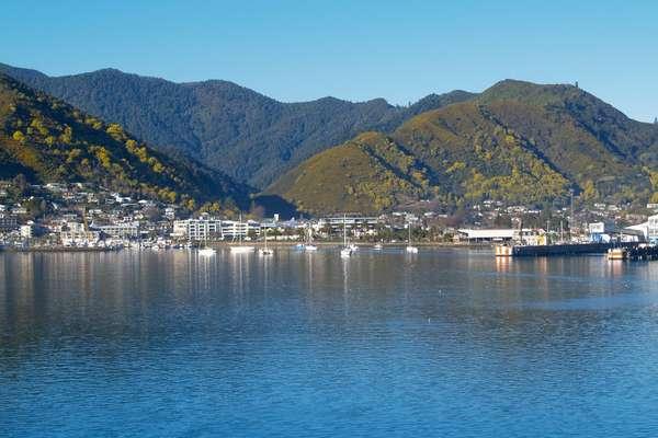 Picton, Nuova Zelanda