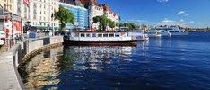 Die Ostsee und norwegische Fjorde erkunden