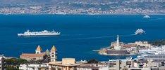 Mittelmeer ab Bodrum bis Nizza