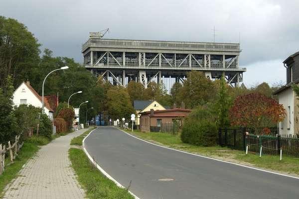 Niederfinow, Allemagne