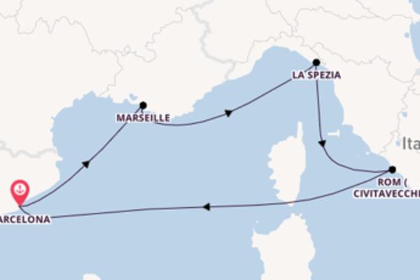 Entdecken Sie Marseille ab Barcelona
