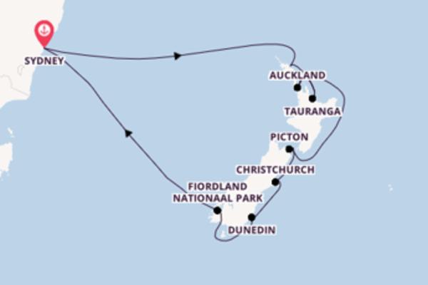Verken het magische Christchurch
