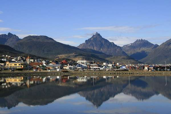 Cruise with Silversea from Ushuaia