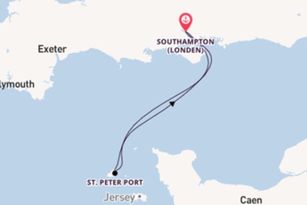 Beleef het memorabele St. Peter Port