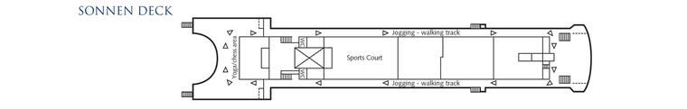 Astor Sun Deck