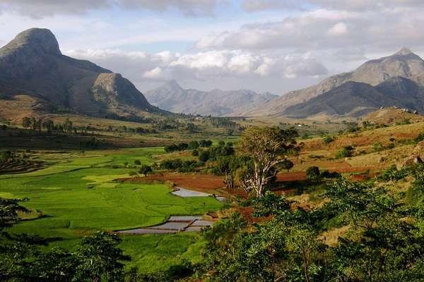 Sarodrano, Madagaskar