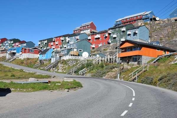 Upernavik, Grönland