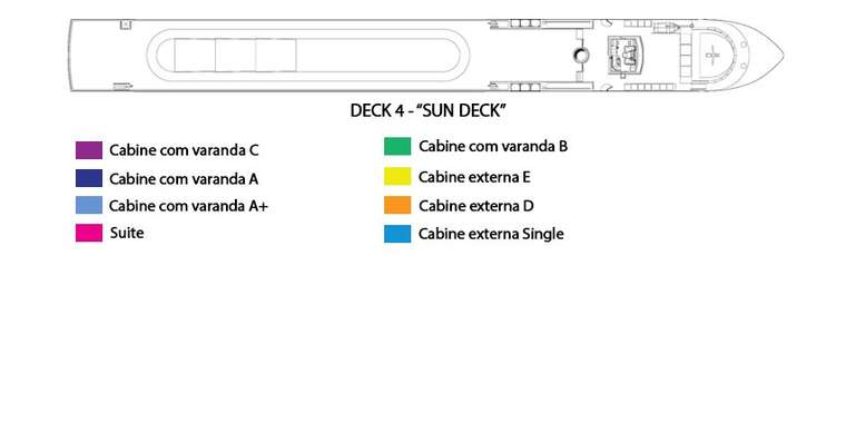 AmaDolce Deck 4 - Sun