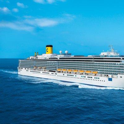 Ontdek de Oostkust binnen 7 dagen met deze prachtige Costa cruise
