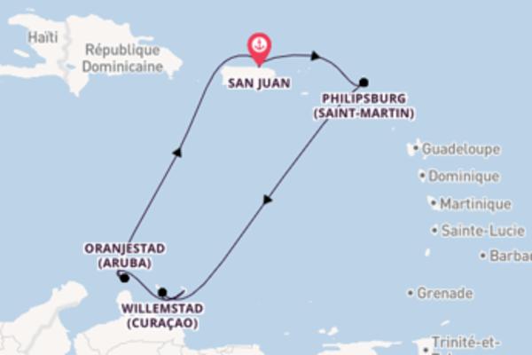 Somptueuse croisière de 8 jours avec Royal Caribbean