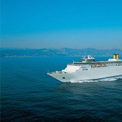 Passeer het Suezkanaal op weg naar de Adriatische kust