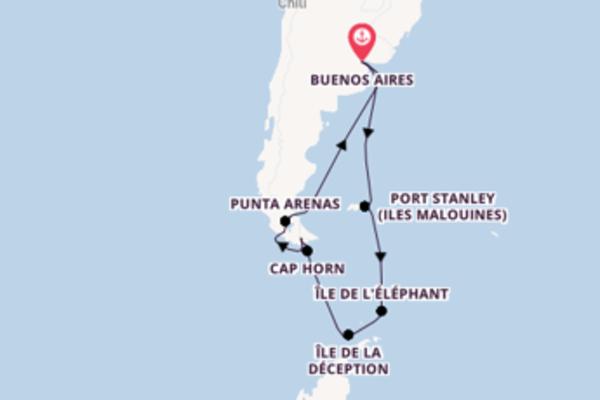 Splendide balade de 14 jours avec Norwegian Cruise Line