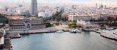 Mittelmeer ab Rom bis Monte Carlo