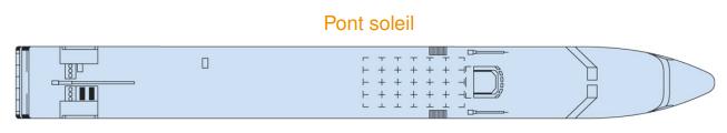 MS Camargue  Pont Soleil