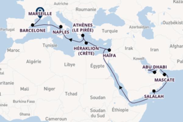 Découvrez avec Costa Croisières , la destination: Haïfa