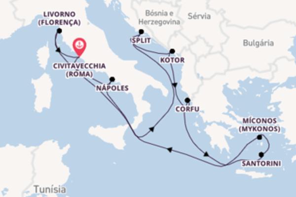 11 dias navegando a bordo do Norwegian Getaway
