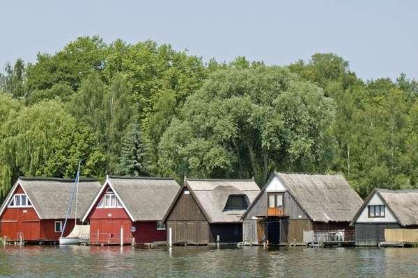 Plau am See, Deutschland