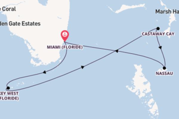 Découvrez avec Disney Cruise Line, la destination: Castaway Cay