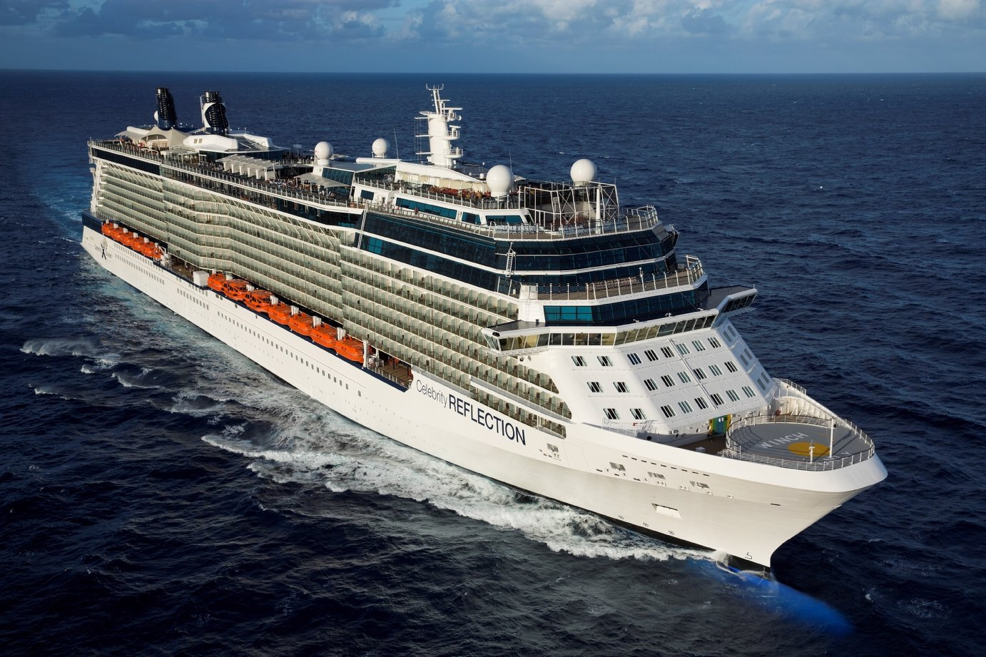13 nachten met de Celebrity Reflection