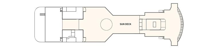 MS Spitsbergen Sun Deck