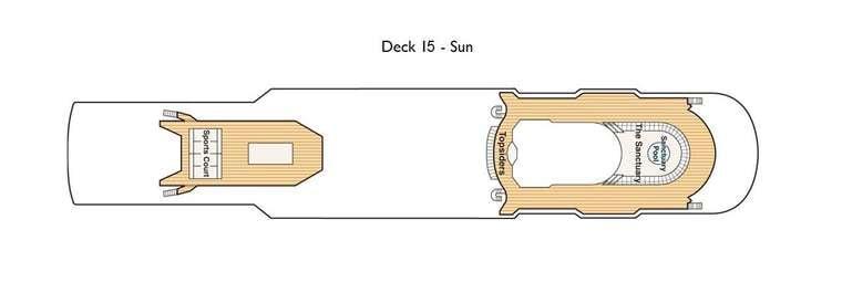 Sun Princess Deck Sun 15