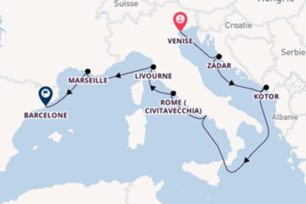 Somptueuse balade de 9 jours à bord du bateau Celebrity Constellation