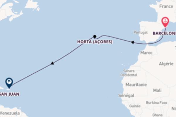 15 jours pour découvrir Horta (Açores)