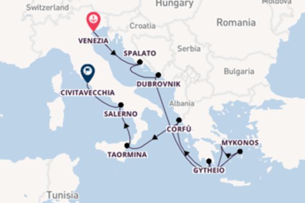 11 giorni da Venezia