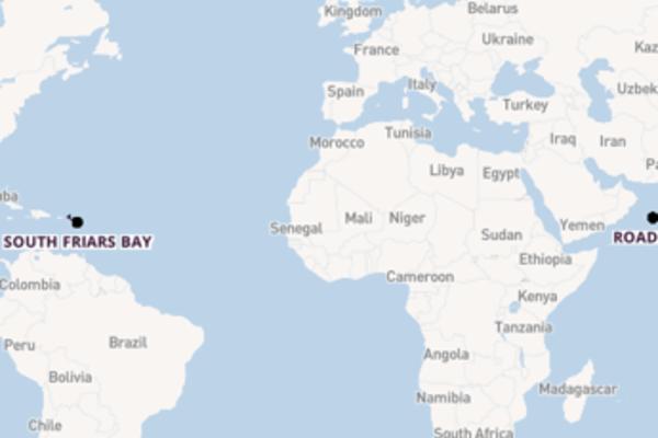 In 8 dagen naar Philipsburg, St. Maarten, Nederlandse Antillen