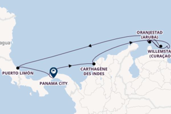 Charmante balade avec Norwegian Cruise Line