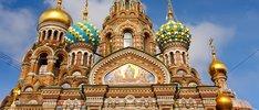 Sankt Petersburg und Ostsee