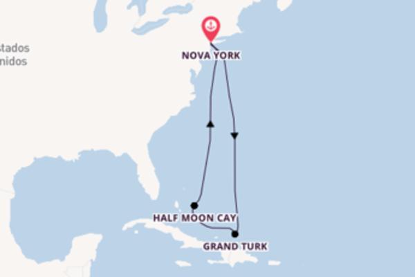 Fascinante passeio de 9 dias até Nova York