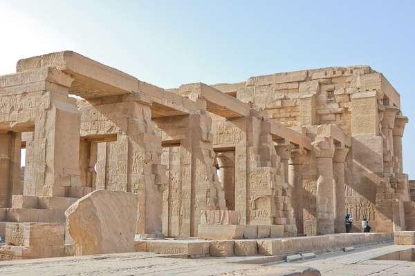 Kôm Ombo, Égypte