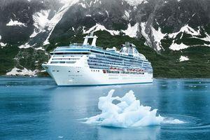 67 Tage unterwegs mit der Island Princess - 66 Nächte auf der Island Princess (ab 04.03.2021)