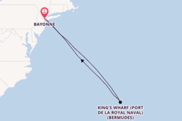 Croisière de 6 jours vers Bayonne avec Royal Caribbean