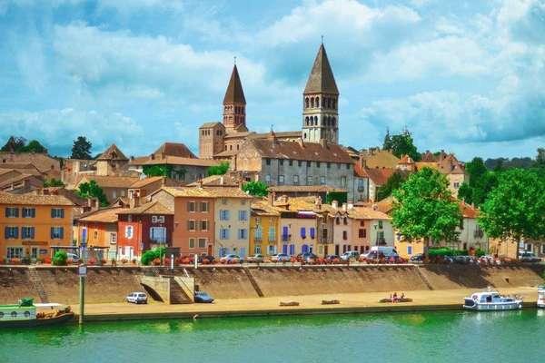 Tournus, Frankreich