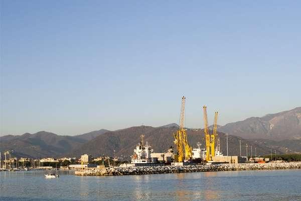 Marina di Carrara, Italien