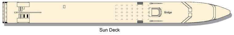 Douce France Sun Deck