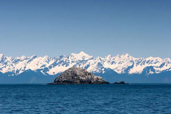 Snow Pass, Alaska, USA