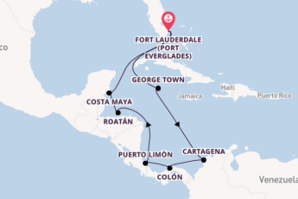 Memorable trip from Fort Lauderdale with Celebrity Cruises