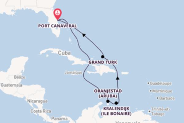 Magnifique virée de 9 jours depuis Port Canaveral