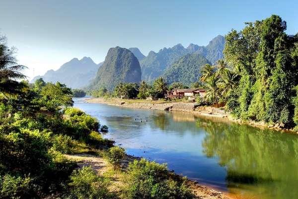 Tha Deua, Laos