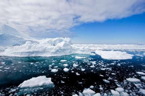 Glacier Eqi, Groenland