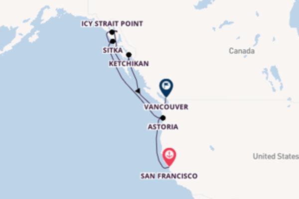 In 11 dagen naar Vancouver