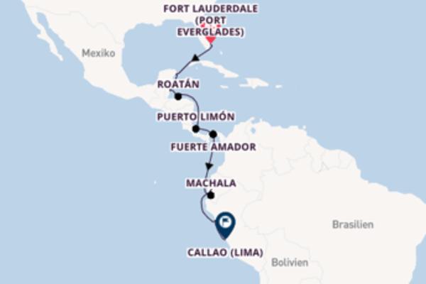 17 Tage Mittelamerika Reise