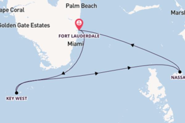 Ervaar Key West met Celebrity Cruises